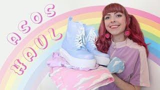 Pastel ASOS Haul - The Simpsons, Hello Kitty, Boohoo, Typo, Converse