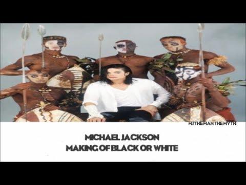 Michael Jackson Making Of Black Or White Full Footage