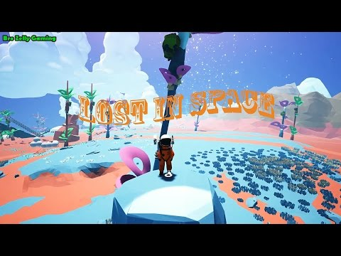 Astroneer - LOST IN SPACE USE THE FORCE AND EXPANDING THE BASE #2