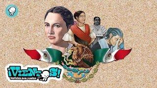 """Breves: """"Mujeres en la Independencia de México"""""""