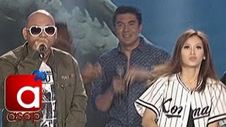 Salbakuta accepts ASAP Karaokey Challenge