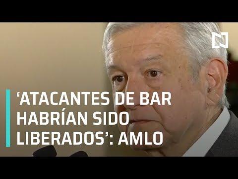 Advierte AMLO que se investigará ataque a bar en Coatzacoalcos - Despierta