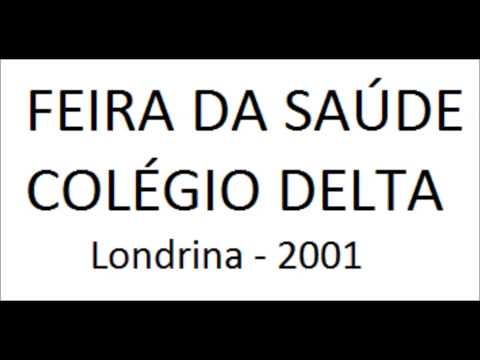 Feira da Saúde Delta  Londrina 2001