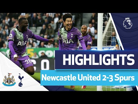 Ndombele, Kane & Son score in Newcastle win! HIGHLIGHTS | NEWCASTLE 2-3 SPURS