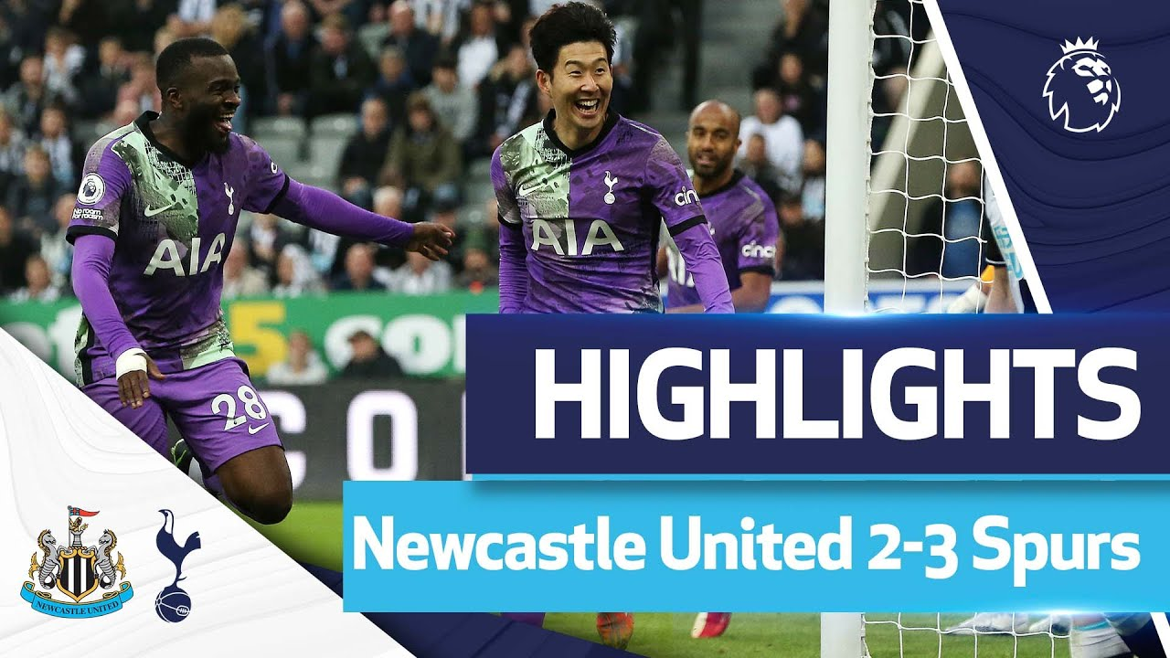 Download Ndombele, Kane & Son score in Newcastle win! HIGHLIGHTS | NEWCASTLE 2-3 SPURS