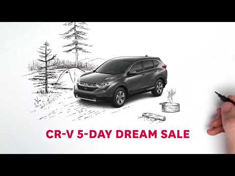 5 Day CRV Sale At Okotoks Honda, South Of Calgary - The #1 Google Rated And Reviewed Honda Dealer.