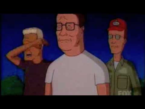 L4D: Hank Hill's Reaction to Bill's Death