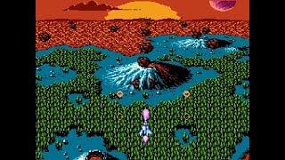 NES Axelay (Tech Demo)