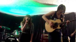 El Capitan Acoustic ft. Rebecca Need-Menear Live - Third Place Victory