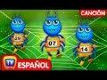 Itsy Bitsy Araña Canción Infantil con Letra | Canciones con Dibujos Animados y Canciones para Niños
