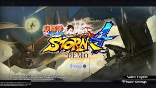 NARUTO SHIPPUDEN: Ultimate Ninja STORM 4 Theme Song