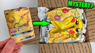 🌟ULTRA RARE GOLD POKEMON CARD in a BIG MYSTERY BOX OPENING FROM JAPAN! (fan mail)