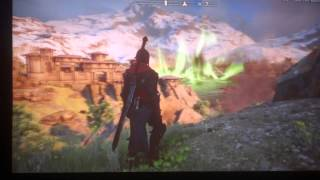 Dragon Age: Inquisition - Live Demo Gameplay