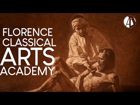 FLORENCE ACADEMY OF RUSSIAN ART 2017
