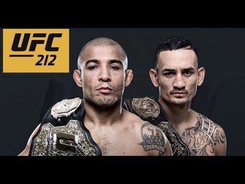 Jose Aldo vs Max Holloway | UFC 212 Results and Recap