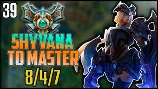 Shyvana To Master #39 - 13/3/6  vs. Lee Sin