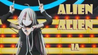 "Alien Alien ""エイリアンエイリアン"" - IA"