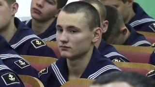 видео: 315 лет Морскому Корпусу Петра Великого