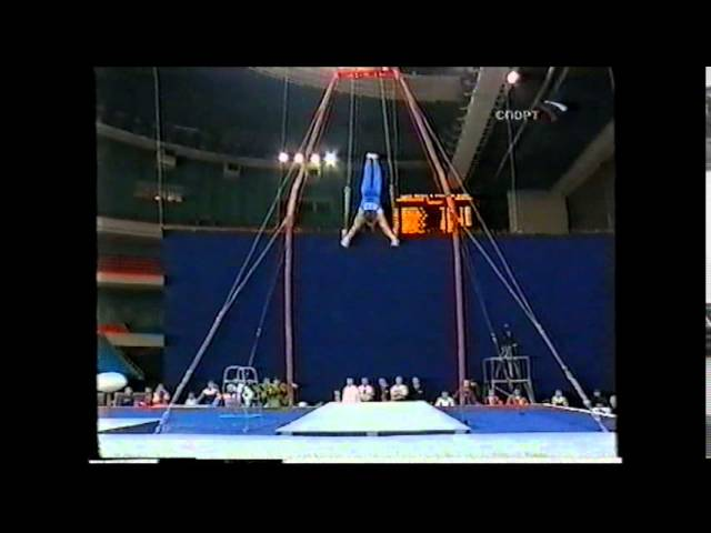 Timofey LAZAREV rings - 2005 Russian nationals EF