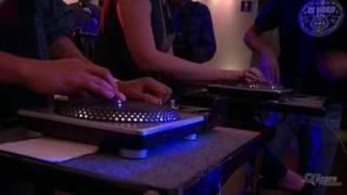 DJ Hero DJ Shadow Interview