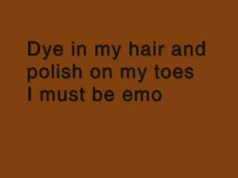 I Must Be Emo by Hollywood Undead lyrics