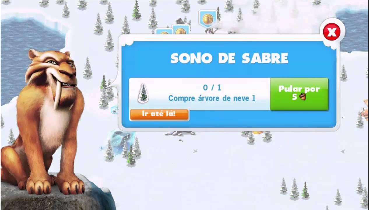 ice age village level 6  youtube