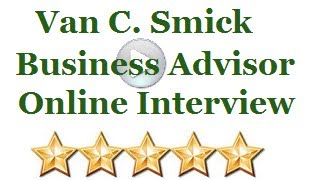 Van C Smick - Business Advisor Massachussetts (866) 271-1097