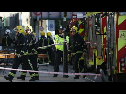 UK - Several commuters injured in London underground 'terrorist' incident