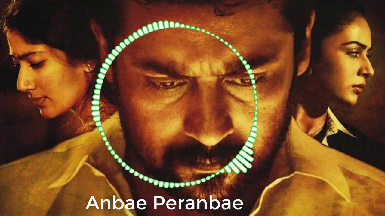 Anbe Peranbe Song Ngk Download Link Surya Sid Sriram Shreya Goshal Youtube