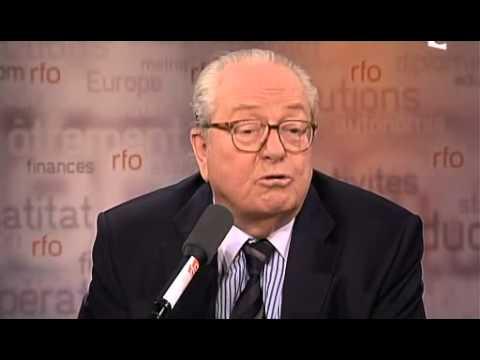 Otrement dit avec Jean-Marie Le Pen le 19/04/2007