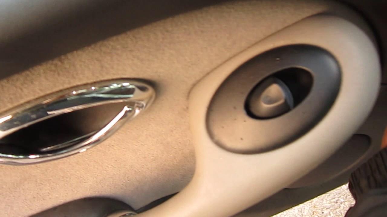 MEERKAT ( how to do ) remove rover 75 rear door - YouTube
