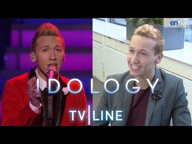 """""""American Idol"""" Devin Velez Exit Interview – IDOLOGY"""