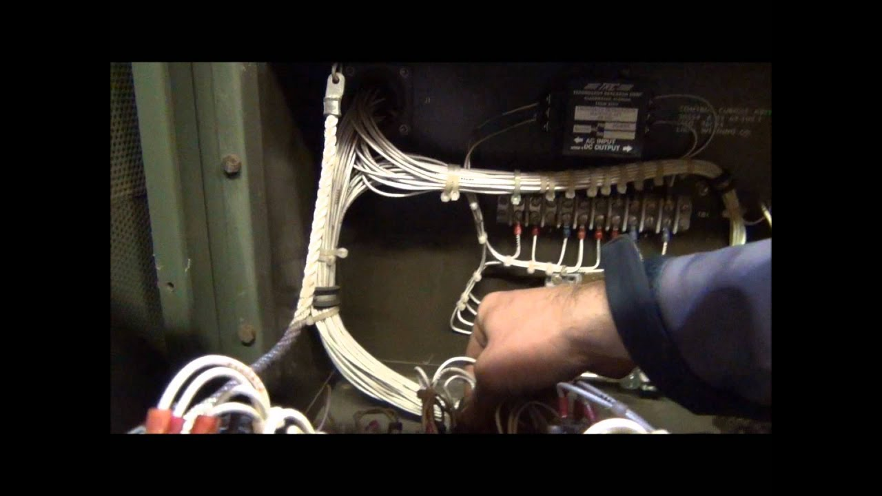 Bringing another military diesel generator back to life YouTube
