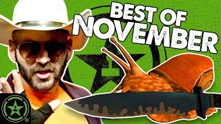 November 2019 Highlights - Best of Achievement Hunter
