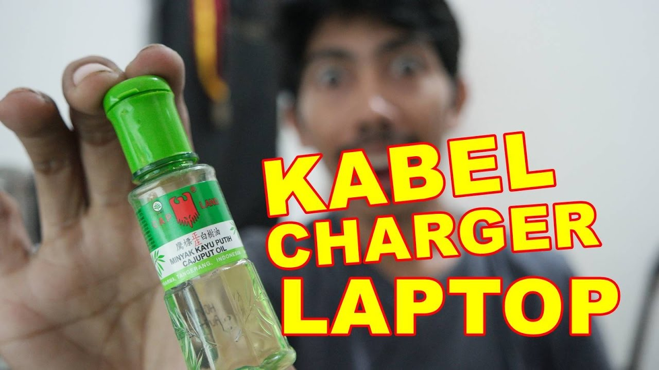 Memperbaiki Kabel Charger Laptop Yang Putus Vlog48 Youtube