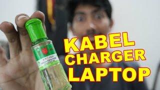 Memperbaiki Kabel Charger Laptop Yang Putus VLOG48