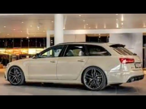 2017 audi rs6 allroad special edition youtube. Black Bedroom Furniture Sets. Home Design Ideas
