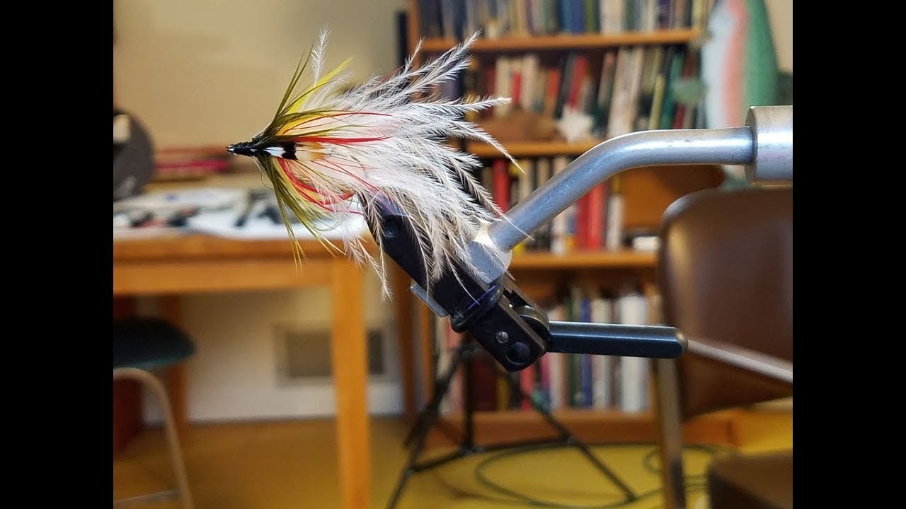 Wet Trout Flies Choice of Sizes 6 Pack Hackled Greenwell Glory Fishing Flies