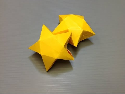 Easy Origami   Origami For Kids   How To Make A Paper Star