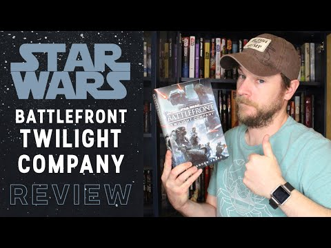 Star Wars: Battlefront Twilight Company Book Review