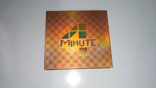 4minute (포미닛) - 4minutes Left Album Unboxing~