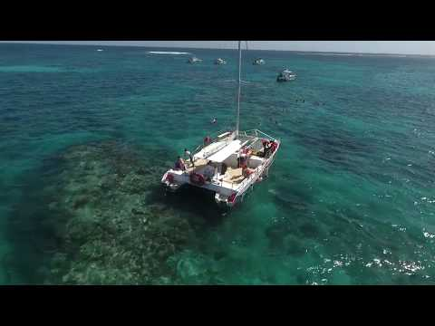 Droning in Punta Cana, Dominican Republic | Scoped Media Productions
