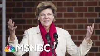 Legendary Journalist Cokie Roberts Dies At 75 | Andrea Mitchell | MSNBC