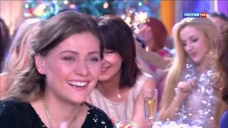 Новогодний Голубой огонек на Шаболовке   2014 в Full HD