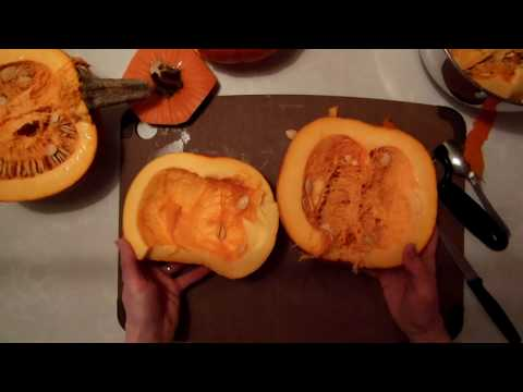 Cuisiner la courge: Citrouille