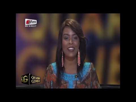 Quartier Général 02 juillet 2016 - Invités: Henri Camara et les comediens