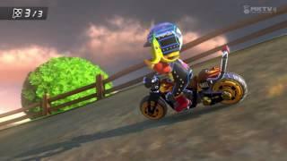 Wii U - Mario Kart 8 - (Wii) Pradera Mu-Mu