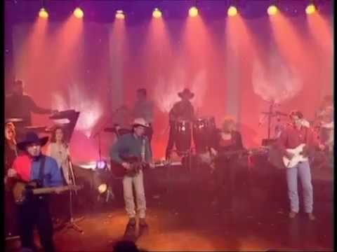 Garth Brooks - Standing Outside the Fire (Top of the Pops 1994)