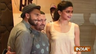 Deepika Padukone At PK Success Party | India TV