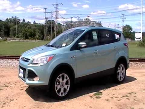 2013 ford escape sel review 4wd panoramic roof leather www nhcarman com youtube. Black Bedroom Furniture Sets. Home Design Ideas